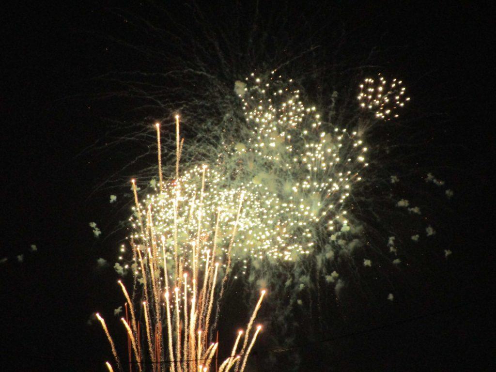 葛飾区の花火