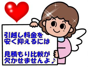 東京⇔京都間の引越し料金@安い業者が見つかる見積もり比較はコレ!