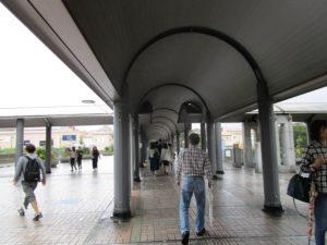 南大沢駅の連絡通路